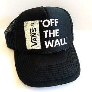 Vans Off the Wall Trucker Hat